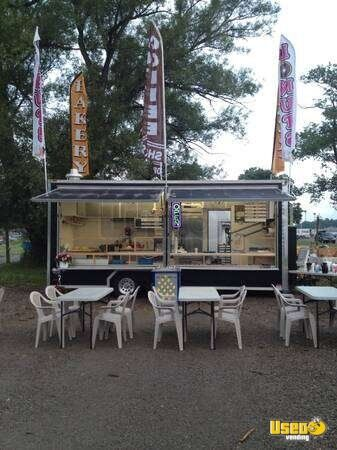 Bakery Concession Trailer For Sale In Pennsylvania Pace