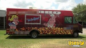 Florida BBQ Food Truck / Catering Truck for Sale - Small 2