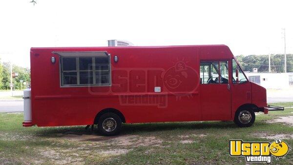 ford e350 food truck mobile kitchen for sale in south carolina. Black Bedroom Furniture Sets. Home Design Ideas