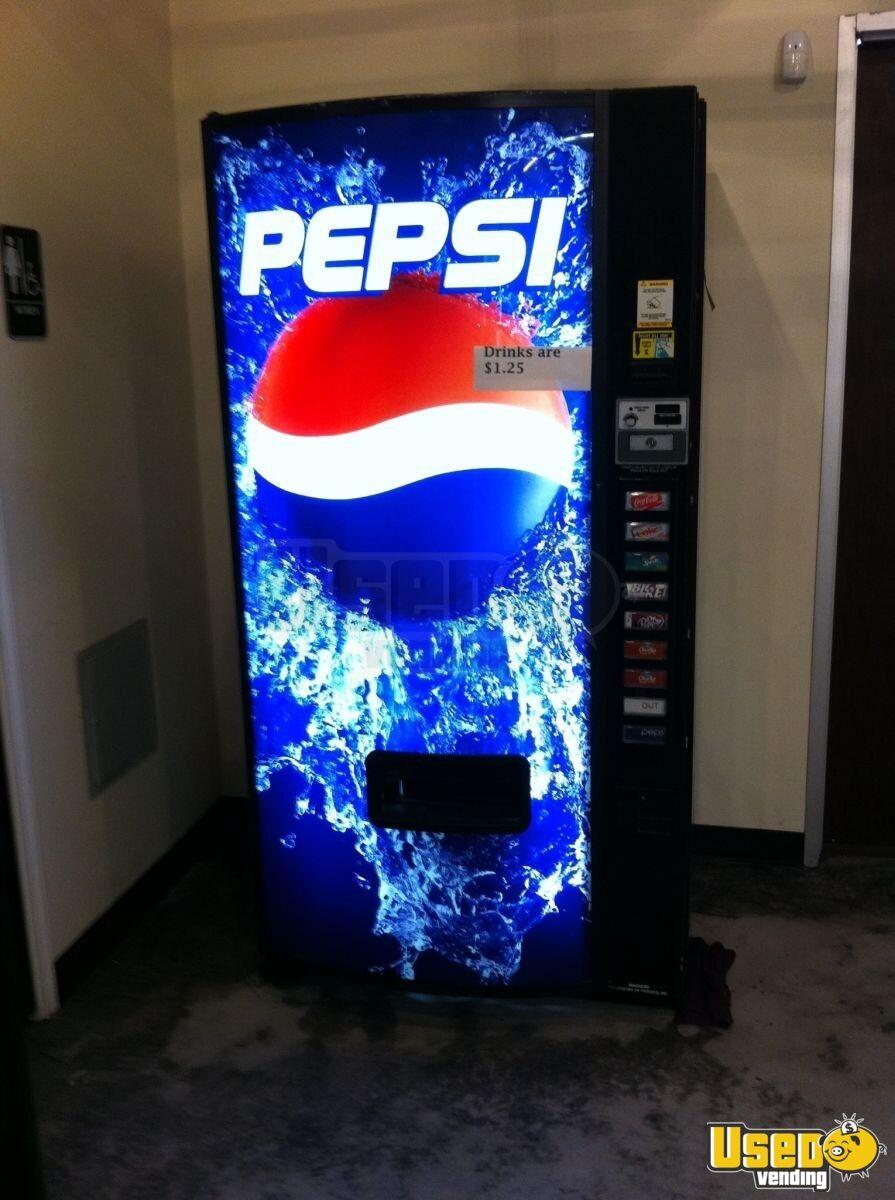 soda vending machine sale