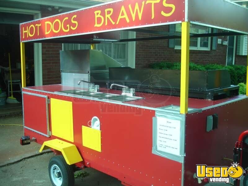 Hot Dog Carts For Sale In Missouri
