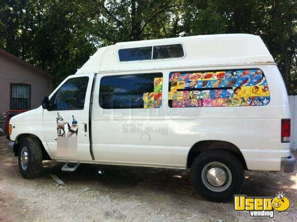 Ford Ice Cream Truck For Sale Used Ice Cream Truck