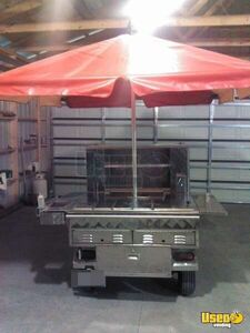 2004 - Creative Mobile Stainless Hot Dog Cart!!!
