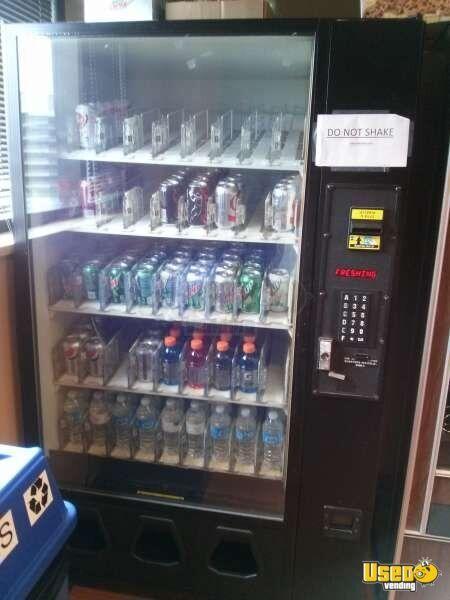 vending machine sizes