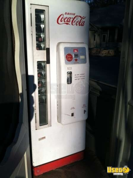 Limos For Sale >> Vintage Coca-Cola Machine | Vending Machine for Sale in Georgia