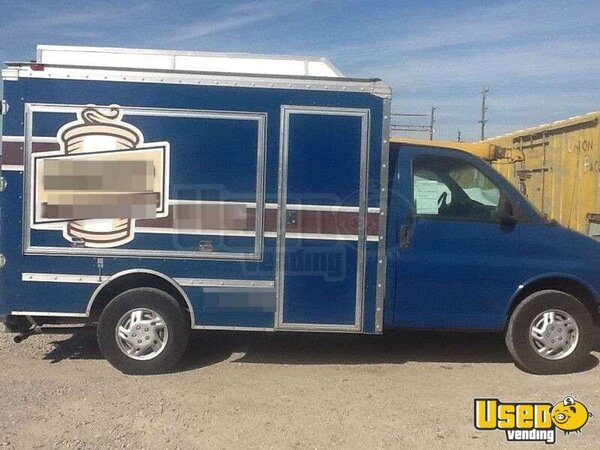 for sale used chevy coffee truck in idaho food truck. Black Bedroom Furniture Sets. Home Design Ideas