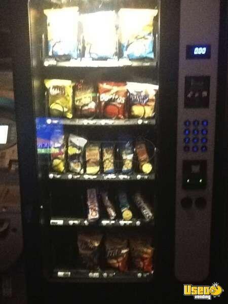 vending machine model go 380