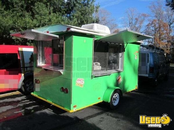 For Sale Used Sno Pro Concession Trailer In Maryland