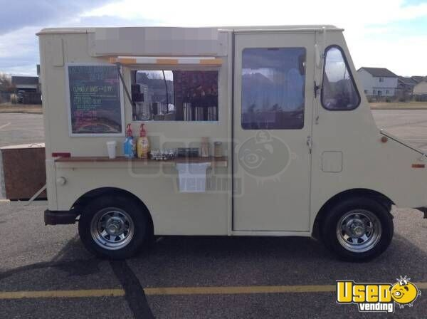 Used Food Trucks For Sale Under 5000 >> Used Food Truck for Sale in Colorado | Coffee Truck