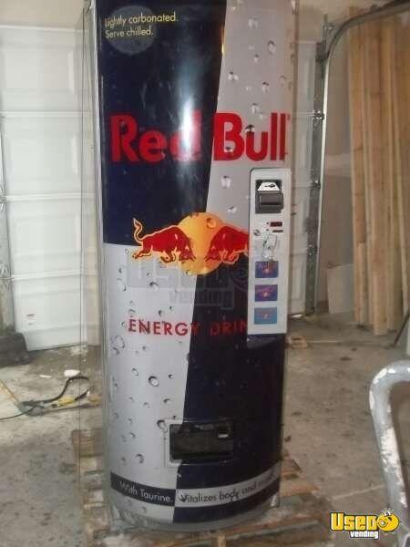 bull vending machine