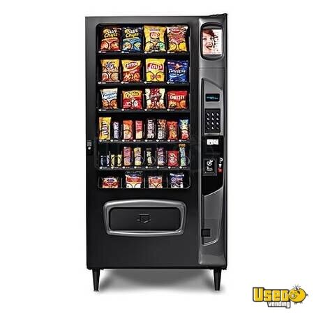 Wittern 3566 Electronic Snack Drink | Vending Machines for ...