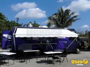 Used Chevy P30 Food Truck in Florida for Sale - Small 2