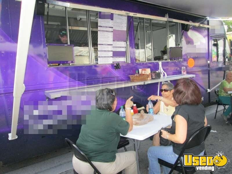 Used Chevy P30 Food Truck in Florida for Sale - 9