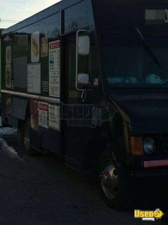 for sale used chevy food truck in massachusetts mobile kitchen. Black Bedroom Furniture Sets. Home Design Ideas