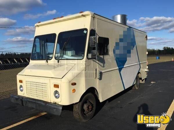 chevy food truck mobile kitchen for sale in south carolina. Black Bedroom Furniture Sets. Home Design Ideas