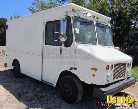 Freightliner Step Van Truck For Conversion Sale In Texas