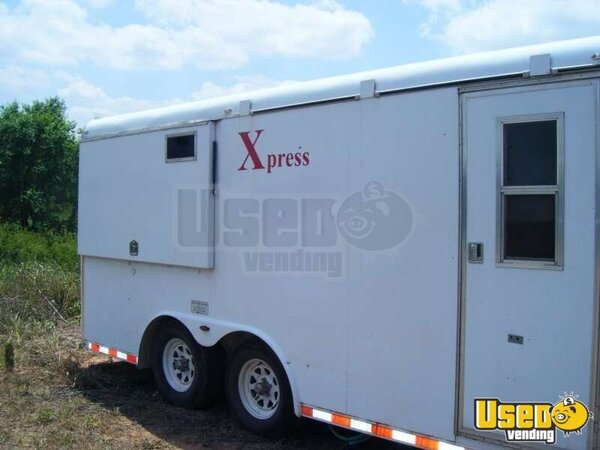 8 x 20 - 2002 Concession Trailer by Circle S Trailers
