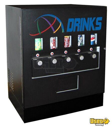 Seaga Countertop Electronic Soda Vending Machine For