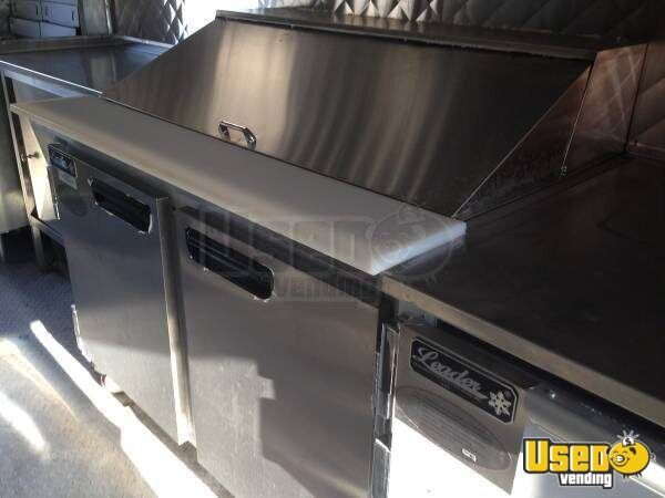 Chevy P30 Step Van Food Truck for Sale in Florida - 13
