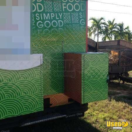 Chevy P30 Step Van Food Truck for Sale in Florida - 22