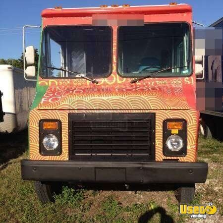 Chevy P30 Step Van Food Truck for Sale in Florida - 9