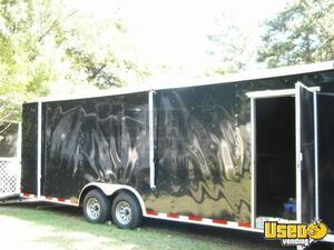 Enclosed Cargo Trailer Mobile Arcade Business Xtra Tuff