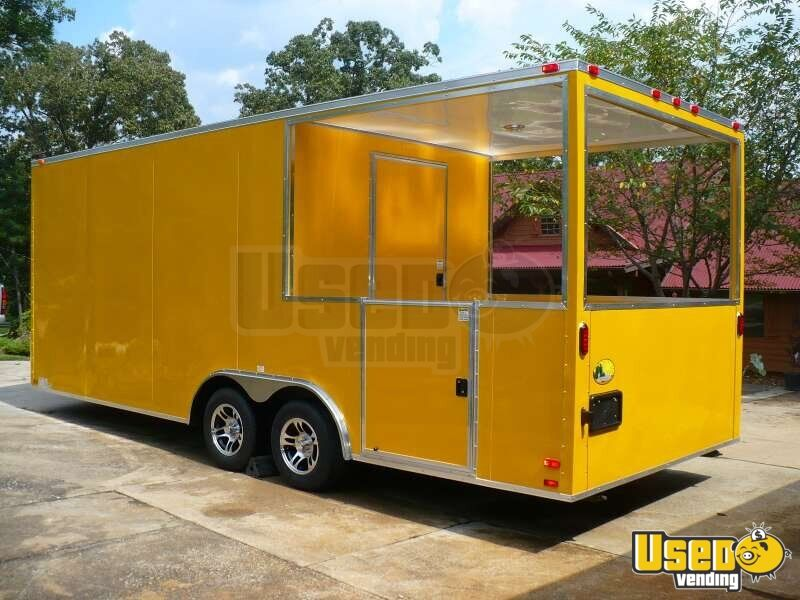 BBQ Trailers for Sale | BBQ Smoker Concession Trailers for Sale | BBQ ...