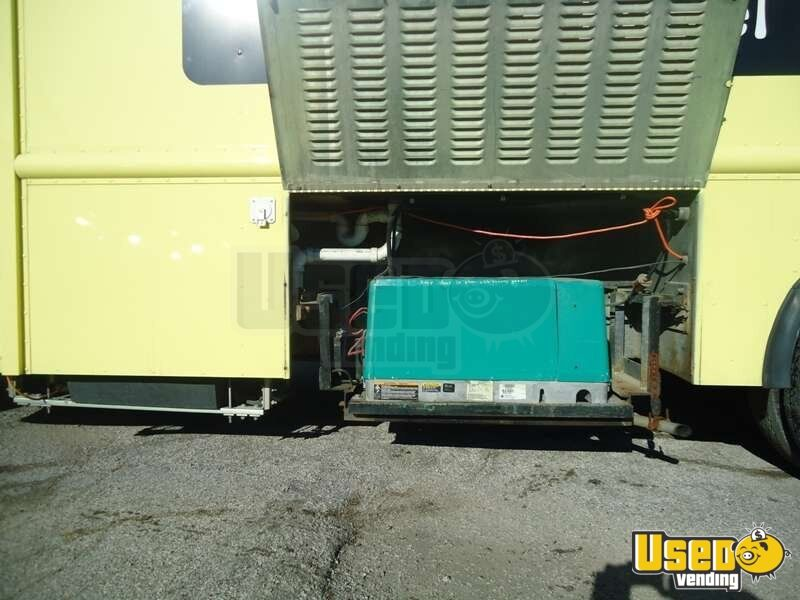 Chevrolet P30 Food Truck Mobile Kitchen for Sale in Missouri - 5