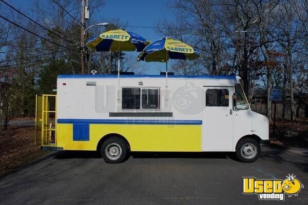 used ford food truck food truck in new jersey for sale. Black Bedroom Furniture Sets. Home Design Ideas
