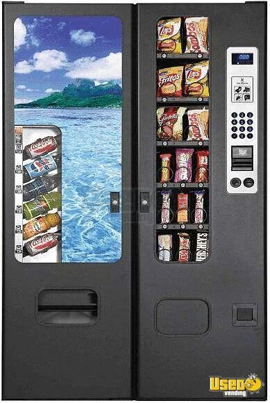 Electrical Snack Amp Soda Vending Machines Seabreeze