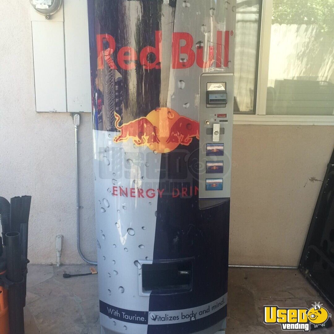 Red Bull Energy Drink Machine Vending Machine For Sale