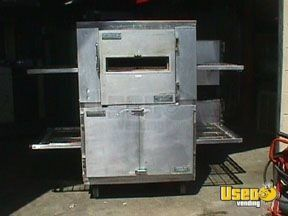 Lincoln 1000s Double Stack Commercial Conveyor Oven for Sale in Illinois!