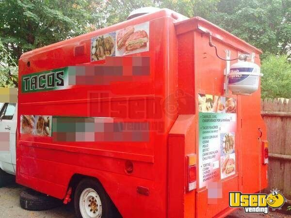 for sale used chevy taco truck in connecticut food truck. Black Bedroom Furniture Sets. Home Design Ideas