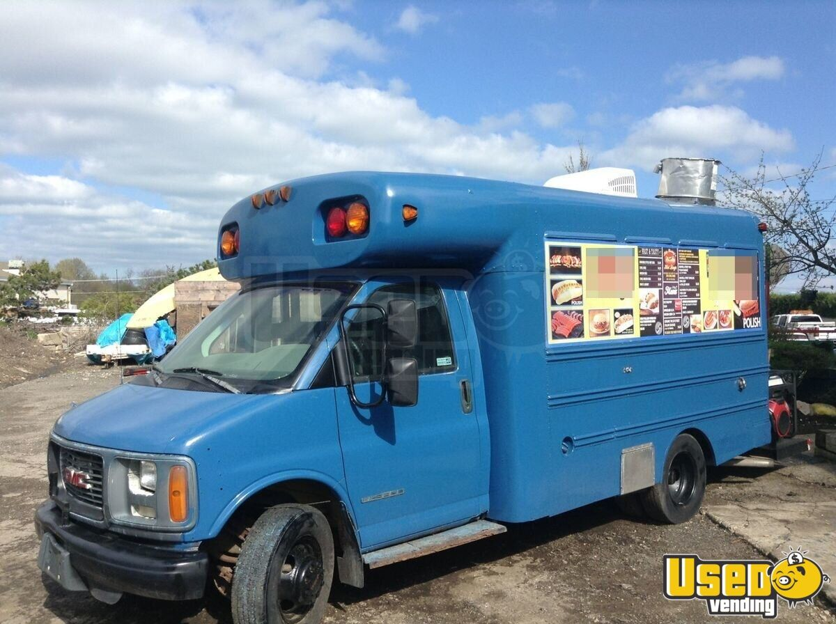 GMC Food Truck for sale in Illinois - 2