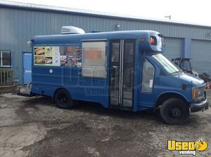 GMC Food Truck for sale in Illinois!!!