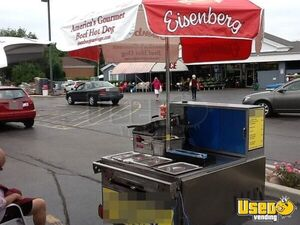 2013 Hot Dog Cart for Sale in Illinois!!!