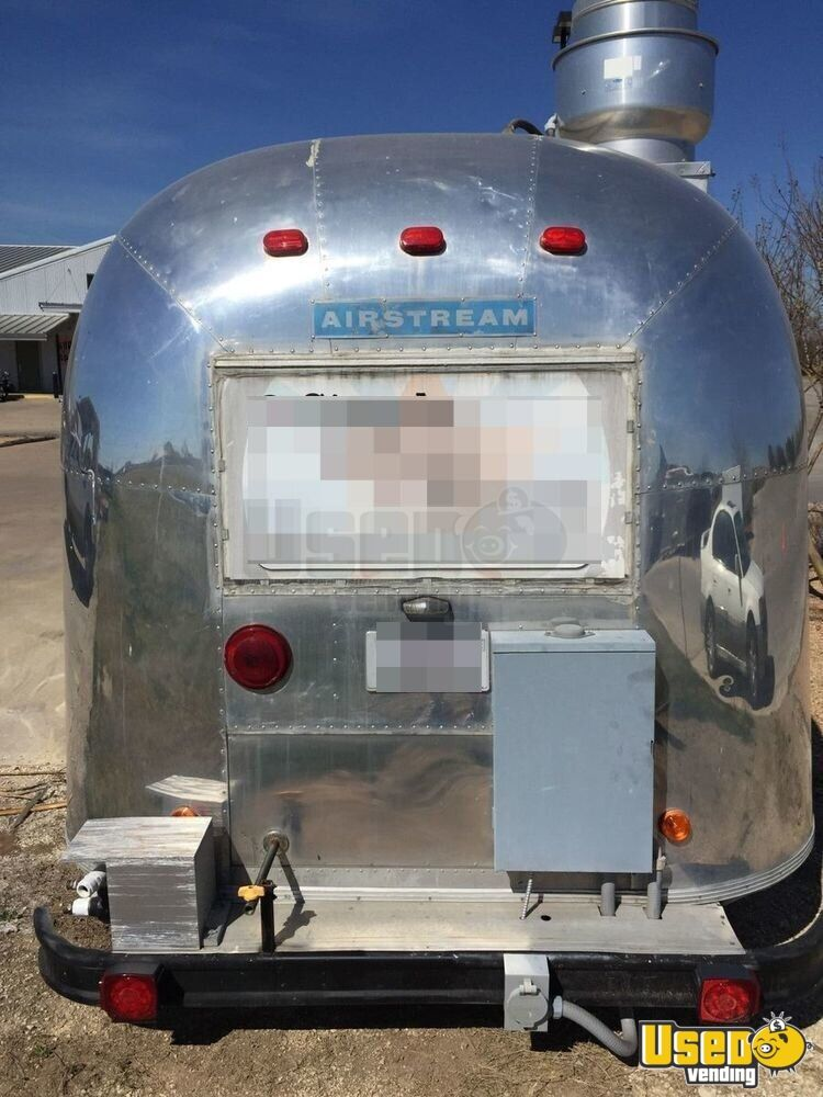 24 Food Concession Trailer Airstream Trailer For Sale