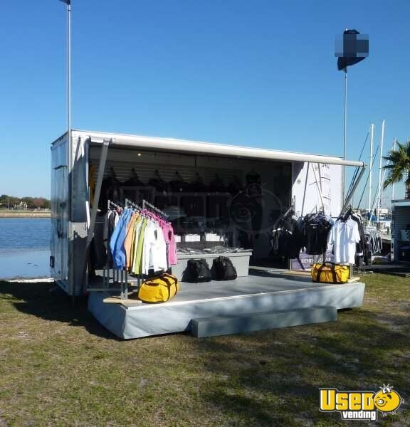 Limos For Sale >> Wells Cargo Retail - Retail Concession Trailer - Used ...
