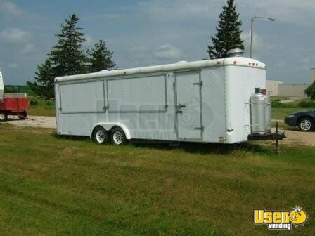Portable Concession Trailer - 26' Pull Behind!!!