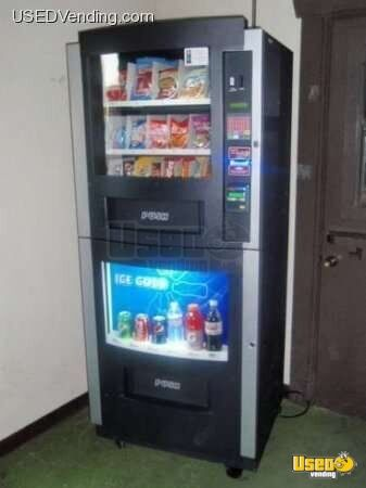 Limos For Sale >> 1-800-Vending RS-800/850 | Soda & Snack Vending Machines ...