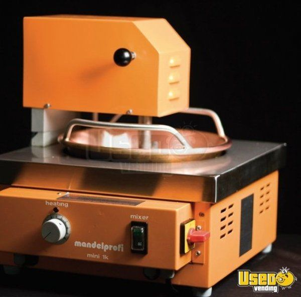 (1) - 2013 Mandelprofti Mini Tabletop Electric Nut Roaster for Sale!!