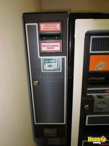 vending machine changer