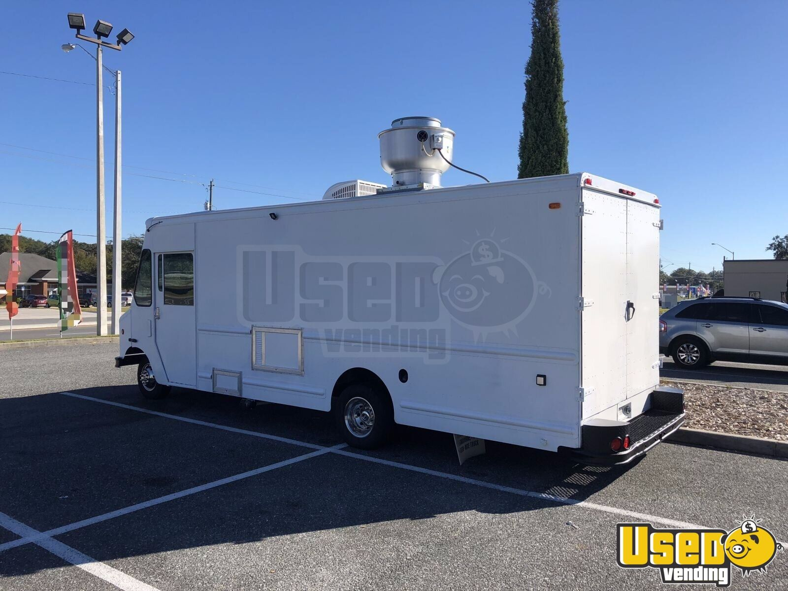 2005 Ford F450 Mobile Kitchen Food Truck for Sale in Florida- NEW KITCHEN - 3