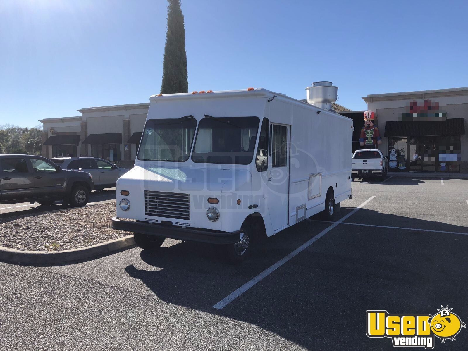 2005 Ford F450 Mobile Kitchen Food Truck for Sale in Florida- NEW KITCHEN - 4