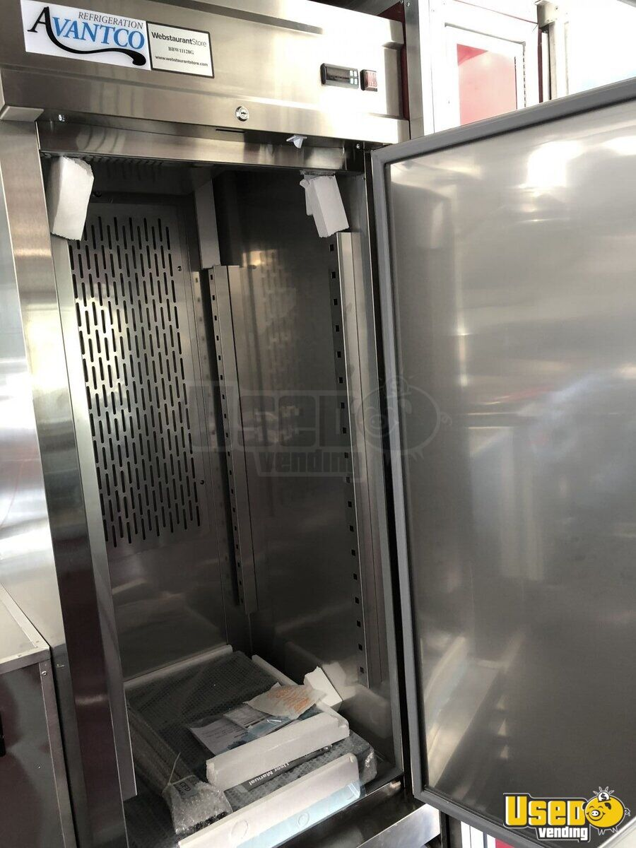 2005 Ford F450 Mobile Kitchen Food Truck for Sale in Florida- NEW KITCHEN - 39