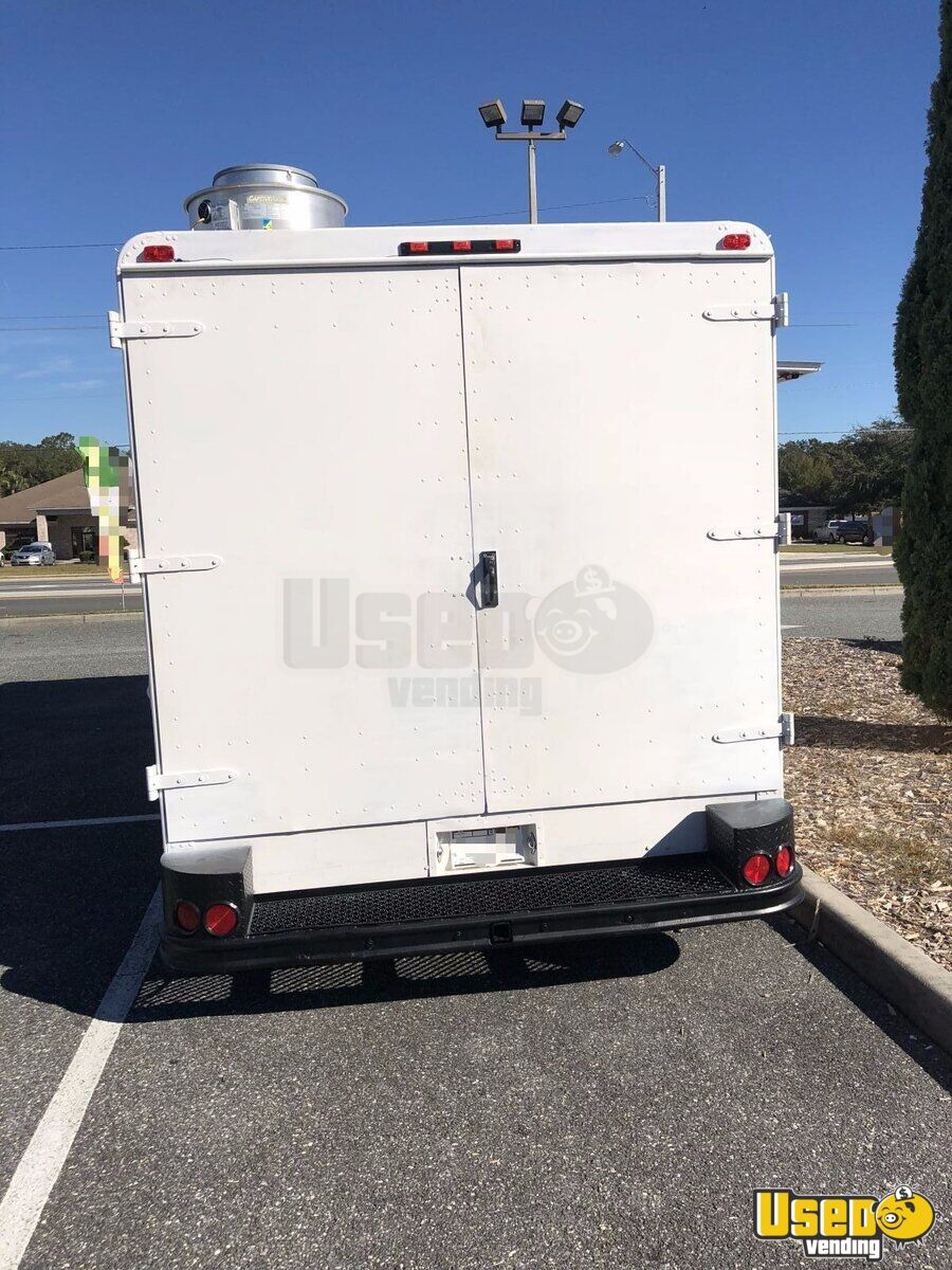 2005 Ford F450 Mobile Kitchen Food Truck for Sale in Florida- NEW KITCHEN - 6