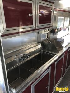 2005 Ford F450 Mobile Kitchen Food Truck for Sale in Florida- NEW KITCHEN - Small 18