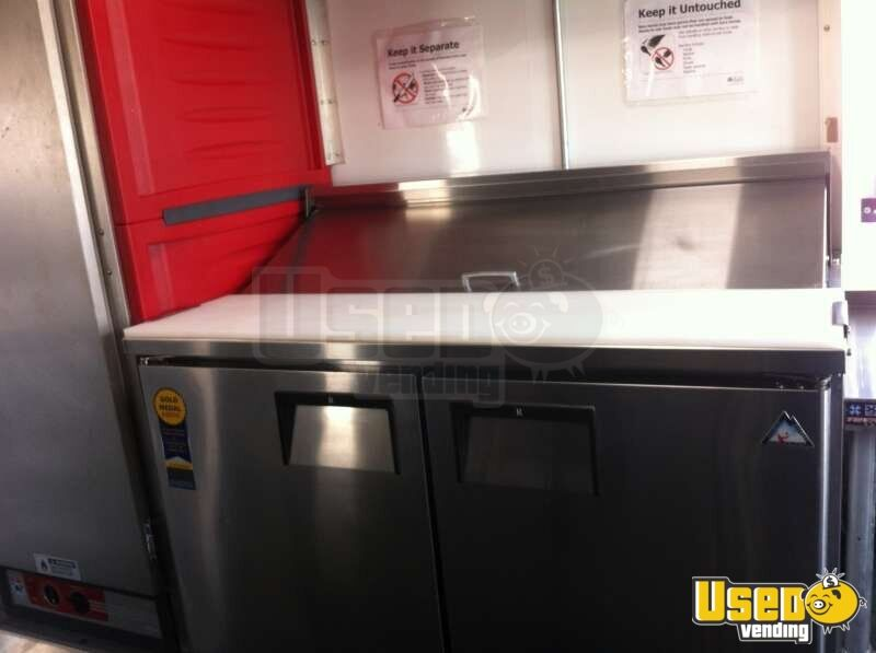 For Sale Used 2010 Westcoast Concession Trailer in
