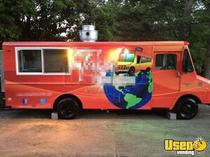Turnkey Chevy Food Truck in Georgia for Sale!!!