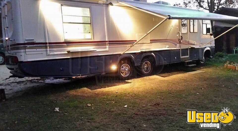 gmc food truck mobile kitchen for sale in arkansas. Black Bedroom Furniture Sets. Home Design Ideas